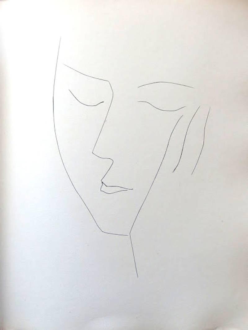 Carmen - Rare Signed Portfolio of 38 Original Etchings - Pablo Picasso