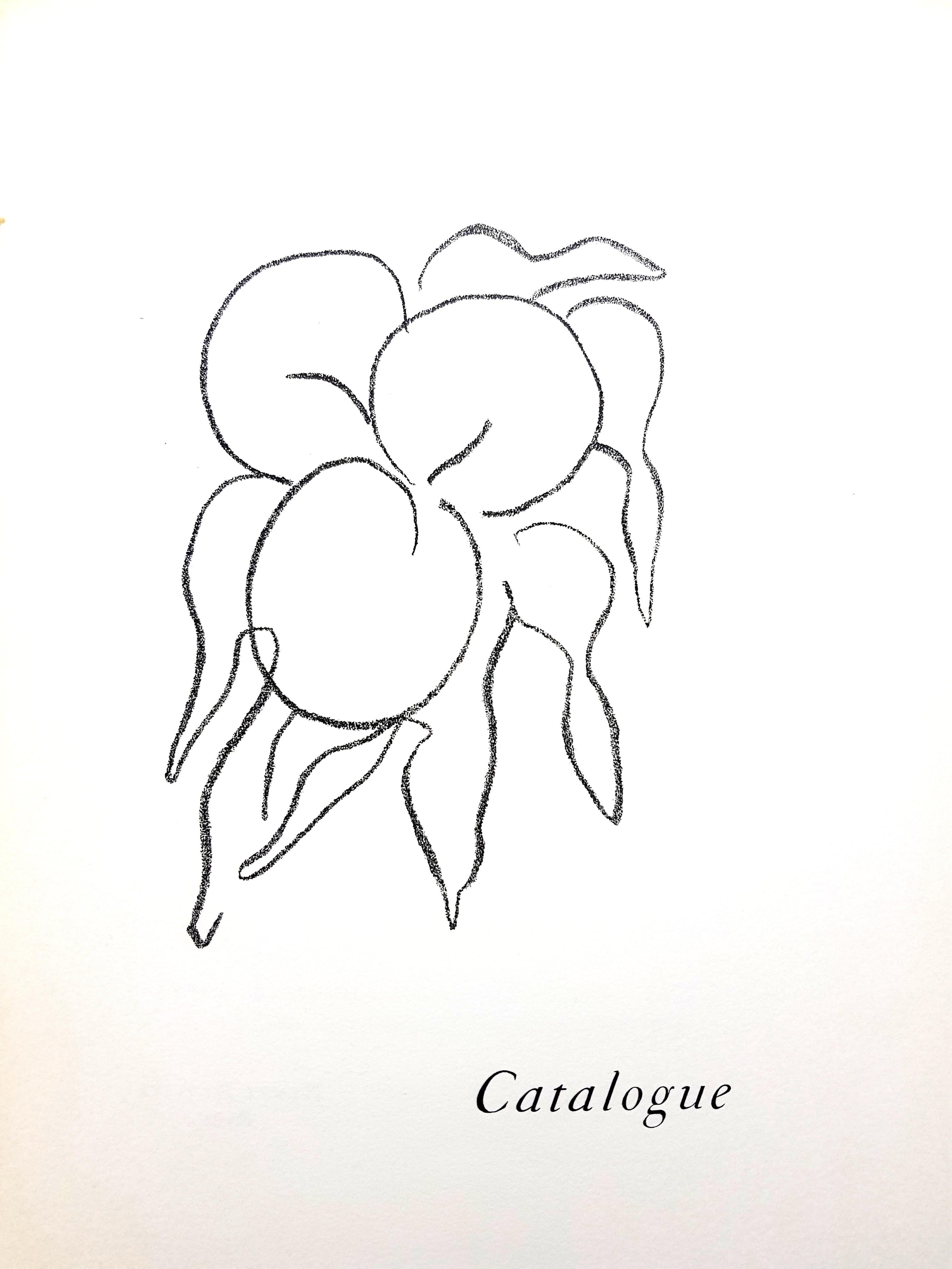 Henri Matisse  - Fruits - Original Lithograph
