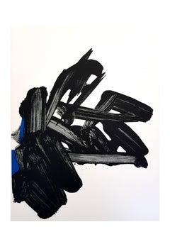 Pierre Soulages - Original Lithograph