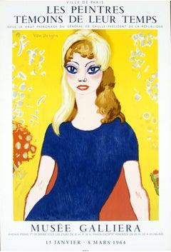 Brigitte Bardot - Exhibition Poster