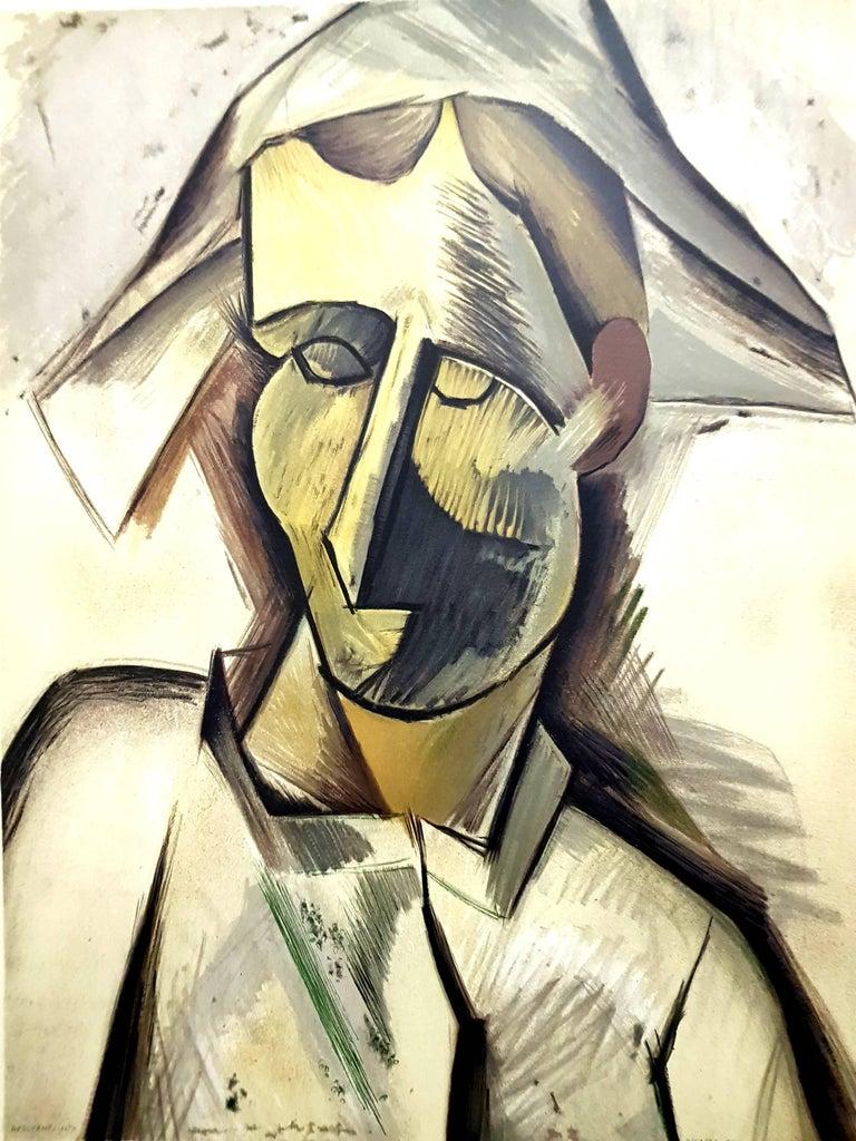 Pablo Picasso - After Pablo Picasso - Nature Morte à la Pipe ...