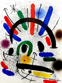 Joan Miró Prints and Multiples