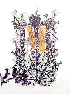 Jean-Paul Riopelle -  Original Lithograph