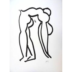 after Henri Matisse - Acrobat