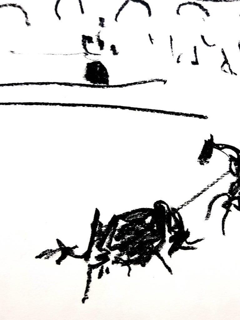 Pablo Picasso - La Pique, from