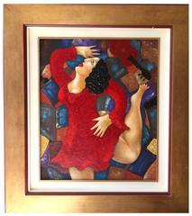 Chinikov - Dancing Woman