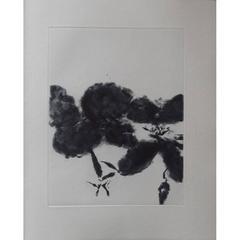 Zao Wou-Ki - Sonnets For Shakespeare - Original Print