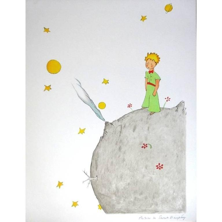 le petit prince by antoine de By saint-exupery, antoine de ( author ) [ le petit prince (french) by sep-2001 paperback les informations fournies dans la section « synopsis » peuvent faire référence à une autre édition de ce titre.