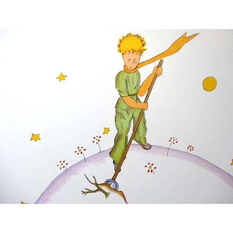 Antoine De Saint Exupery - Antoine De Saint Exupery - The Little