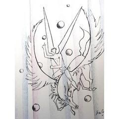 Jean Cocteau - Pegasus