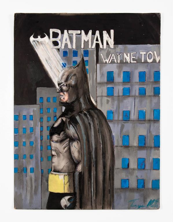 Untitled (Batman Wayne)