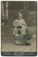 Untitled (The One Eyed Skull)