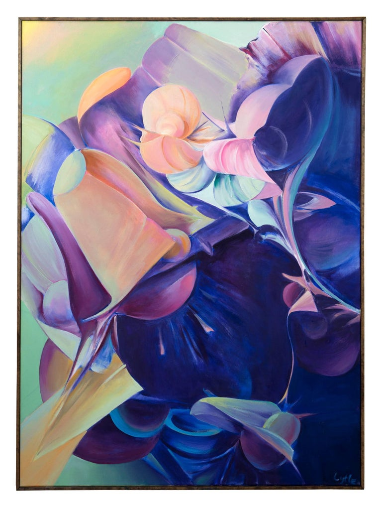 Richard Lytle Landscape Painting - Do-Si-Do