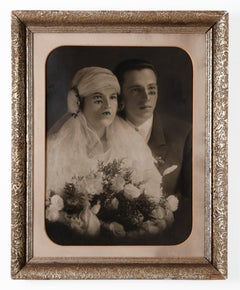 untitled (eyes on the bride and groom)