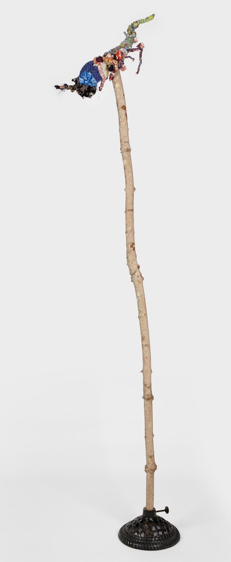 Jane Miller Abstract Sculpture - Slim