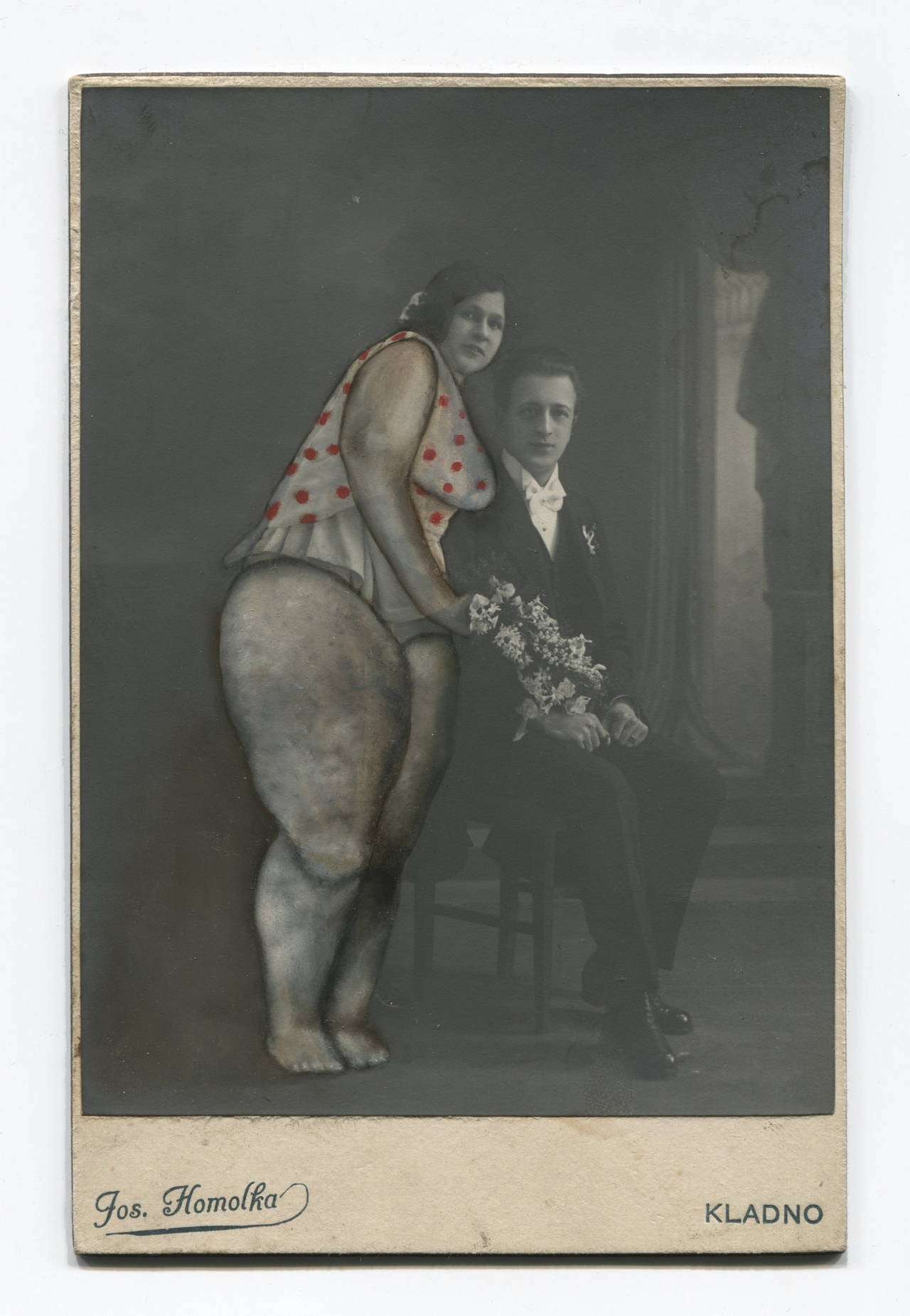 Untitled (Woman With Large Body)