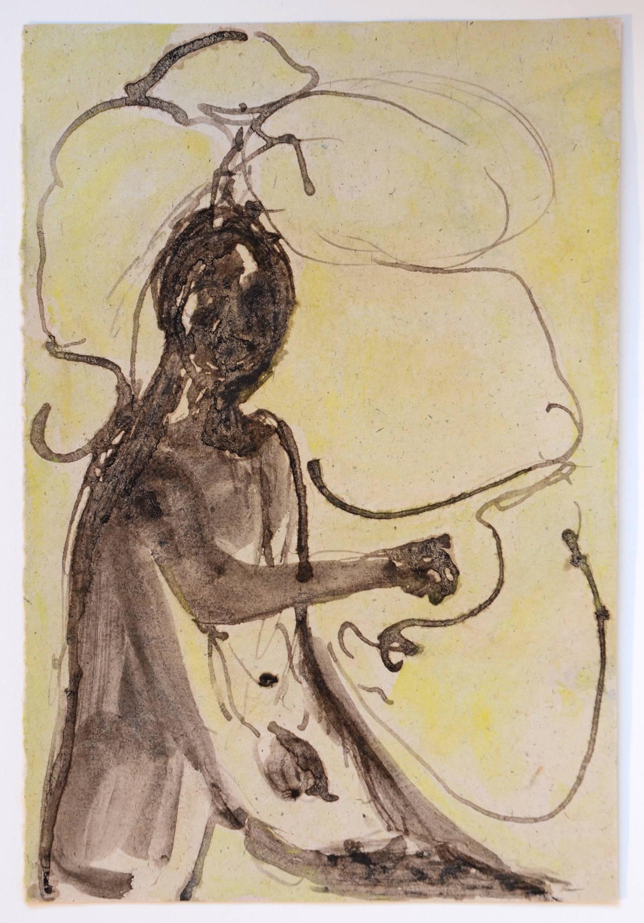 Untitled (Black Figure)