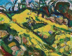 Untitled (Yellow Landscape)
