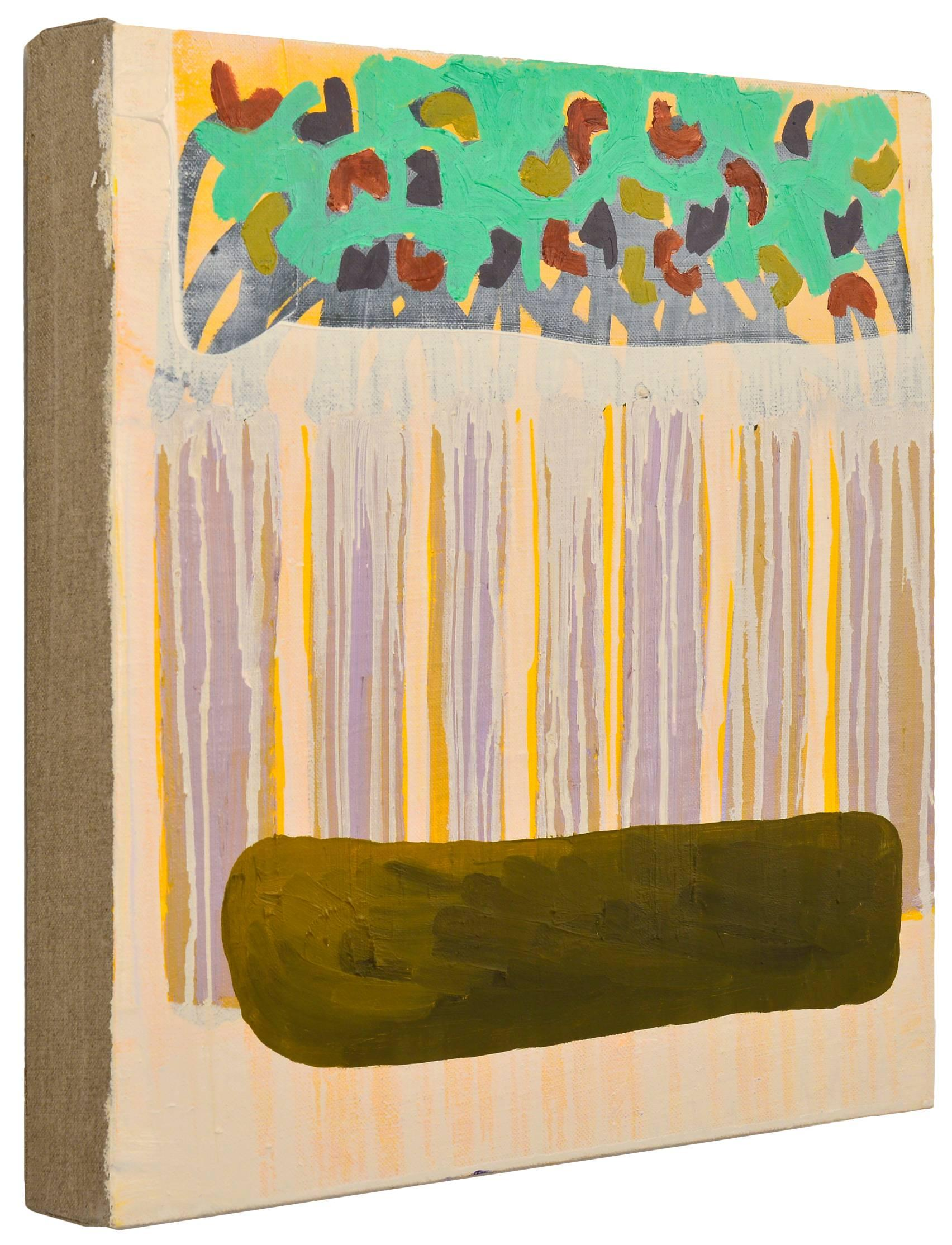 Becky Yazdan - Weeping Willow, Painting For Sale at 1stdibs