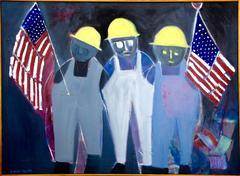 Patriotic workers
