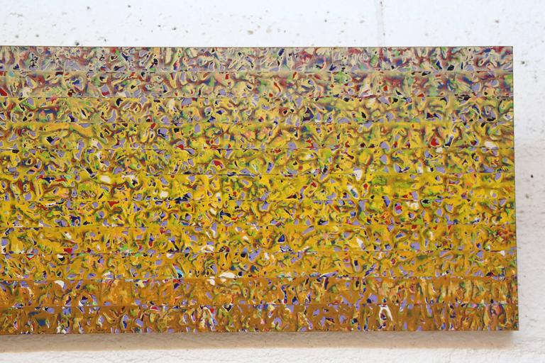 Taroara 2005 - Abstract Painting by Richard Bruland