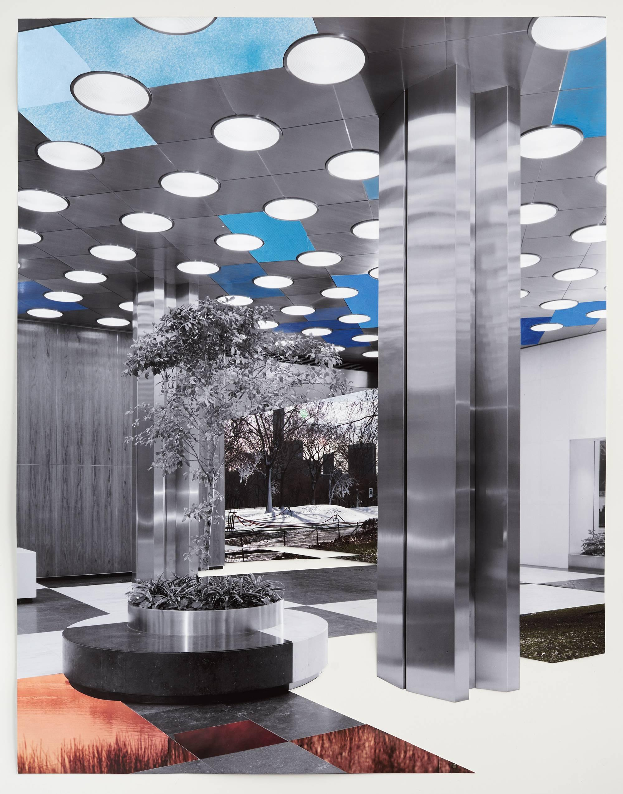Lobby I, 2016
