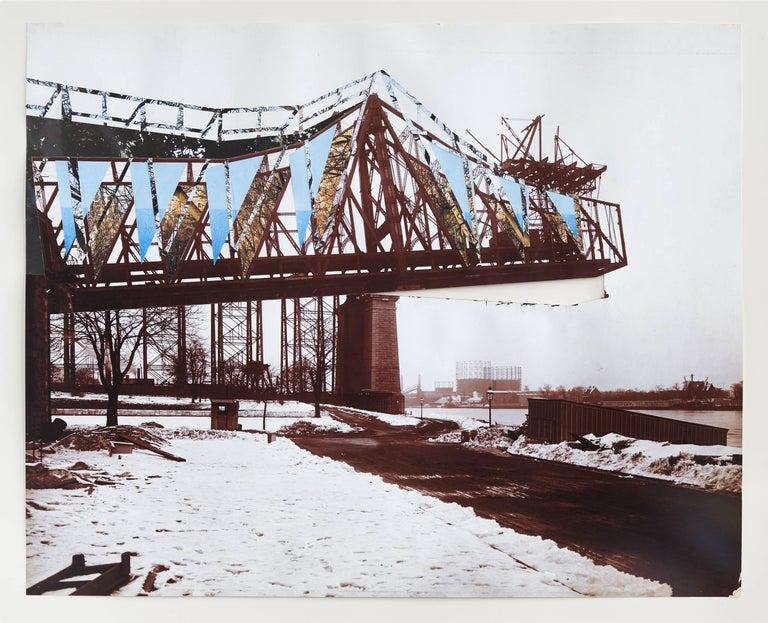 Julie Boserup Landscape Photograph - Bridge 1