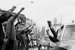 Attica Prison Riot funerals, Brooklyn, NY, September 25th, 1971