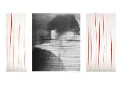 Paper Wound (Triptych)