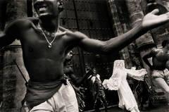 Afro-cuban dancers, Havana