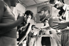 Clown, Havana, 1998