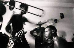 Musicians rehearsing, Havana,1998