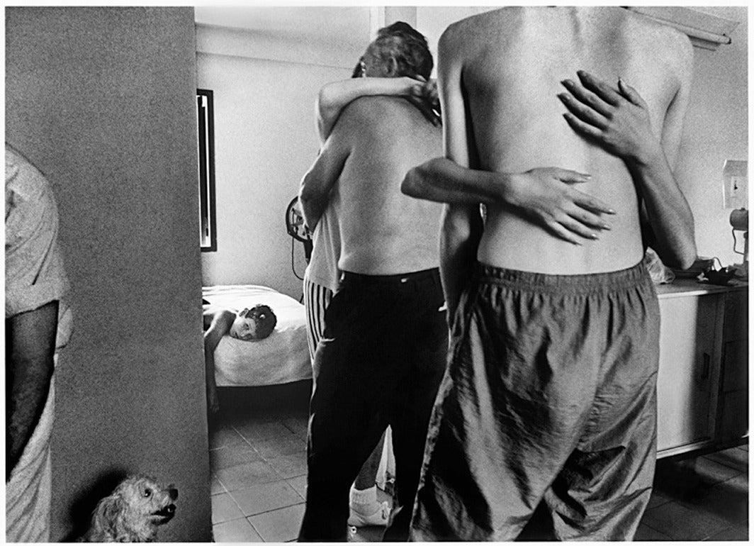 Slow dancing, Havana, 1995