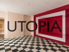 Utopia, architecture, building