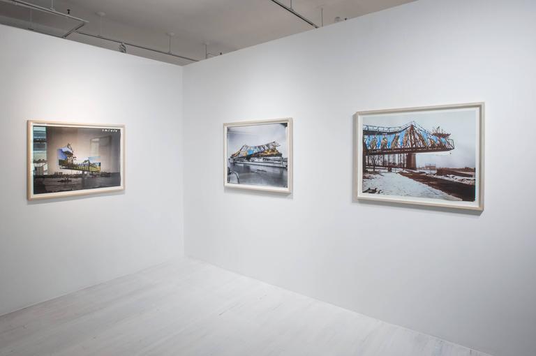 Bridge 1 - Photograph by Julie Boserup