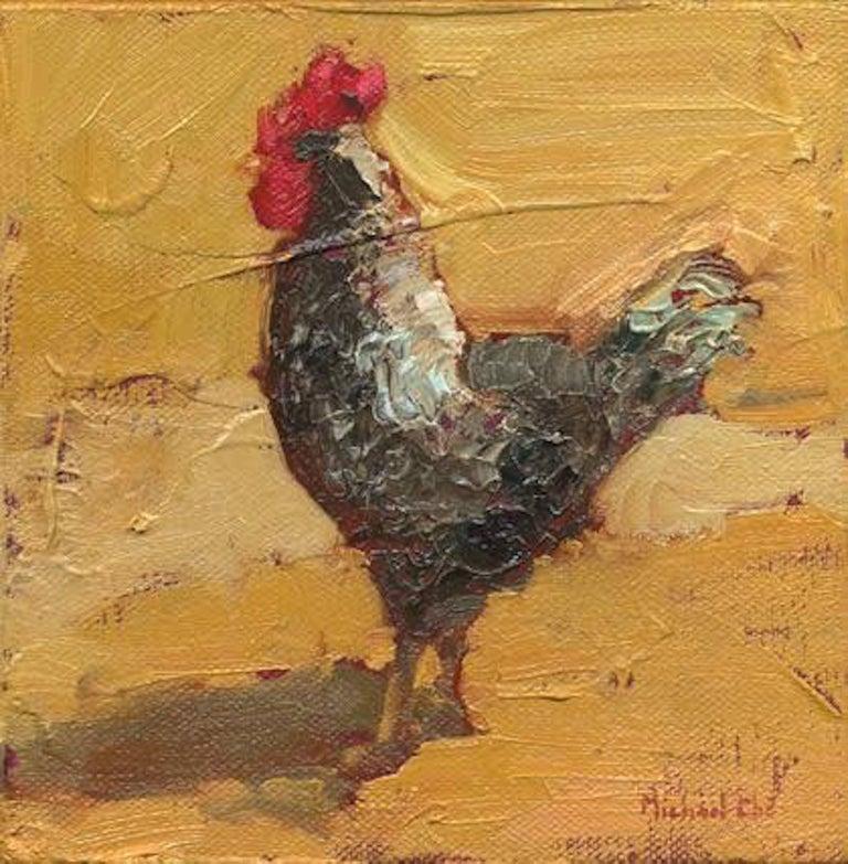 Michael-Che Swisher Animal Painting - Brassy