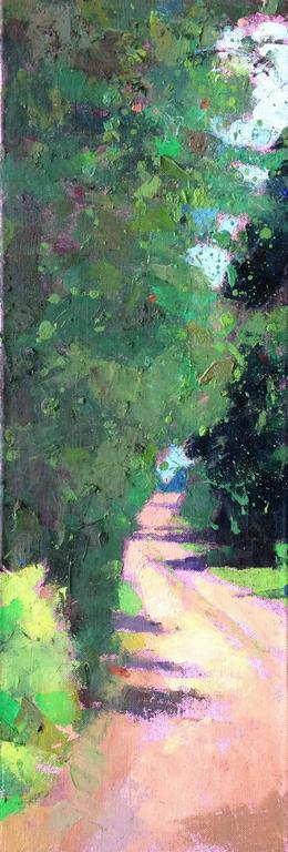 Larry Horowitz Path With Splatter Painting For Sale At 1stdibs