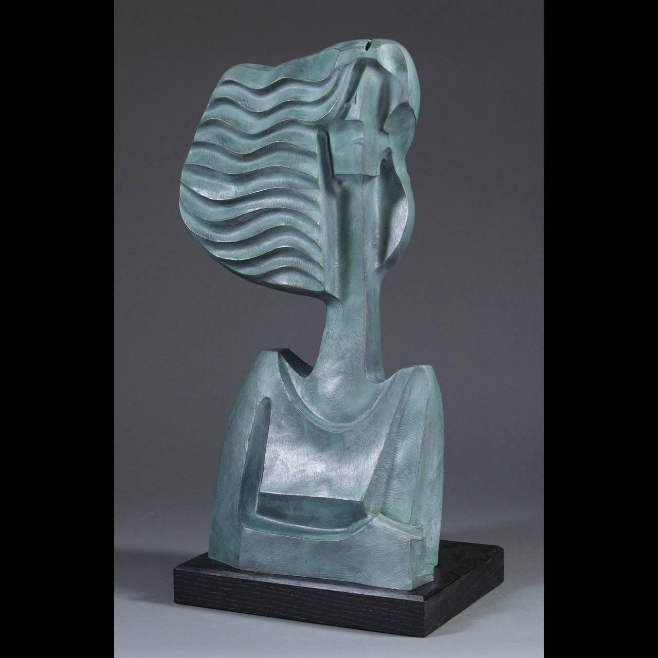 Wayne Salge Figurative Sculpture - Savannah