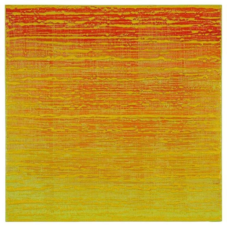 Joanne Mattera Abstract Painting - Silk Road 215