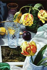 Tulips with Courbet (Stills)