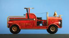 Fire Engine (pedal car)