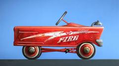 Fire Chief (pedal car)