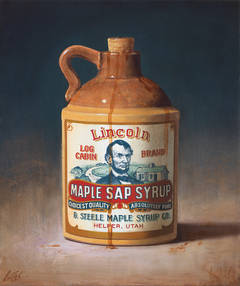 Maple Sap Syrup