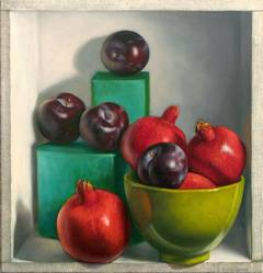 Plums and Pomegranates