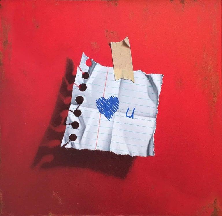 Heart U (red)