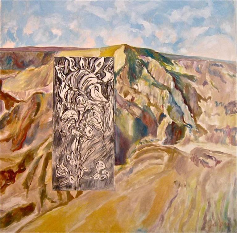 Elaine Galen - Desert Flower 1