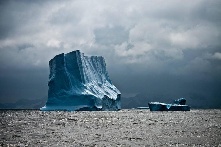 Antarctica #119 - Photograph by John Conn