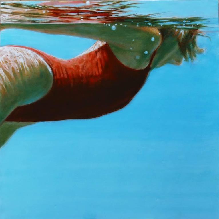 Carol Bennett - See Water 1