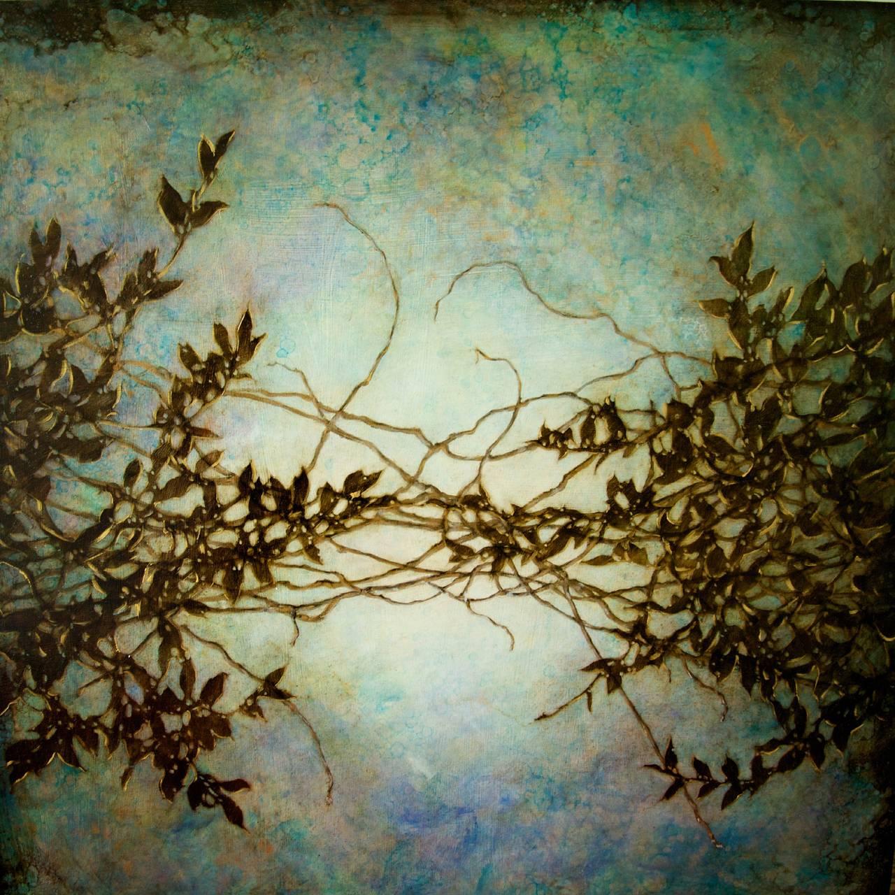 Michelle Gagliano - Wisteria in Blue 1
