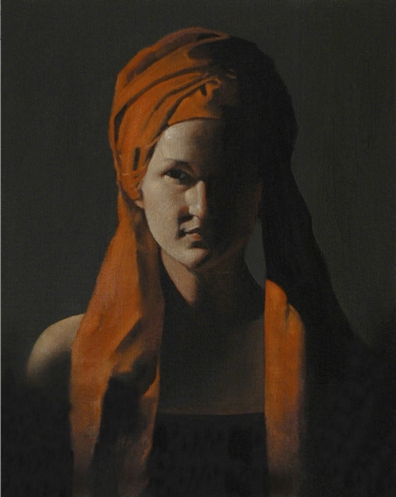 Ray Donley - Figure in Red 1